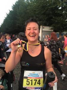 Half Marathon Done!